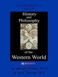 Create Course Descriptions for High School History and Philosophy of the Western World