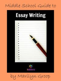 Ways to Homeschool Middle School Middle School Essay Writing