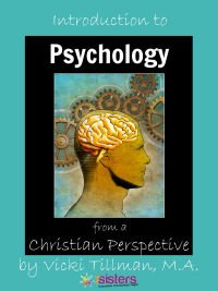 Psychology from a Christian Perspective from 7SistersHomeschool.com