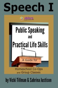 Speech 1: Public Speaking and Practical Life Skills from 7 Sisters Homeschool