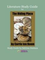 The Hiding Place Literature Guide 7SistersHomeschool.com