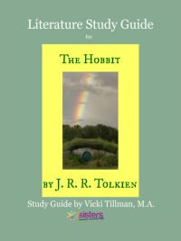 The Hobbit Literature Study Guide from 7SistersHomeschool.com