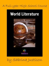 Difference Between 7Sisters Lit & Comp vs Our Other Guides? World Literature BUNDLE