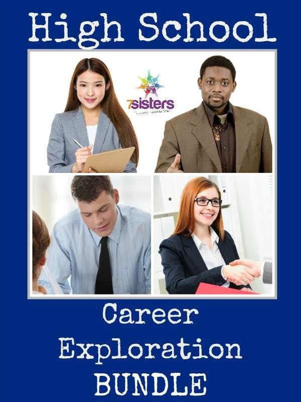 Career Exploration Curriculum BUNDLE