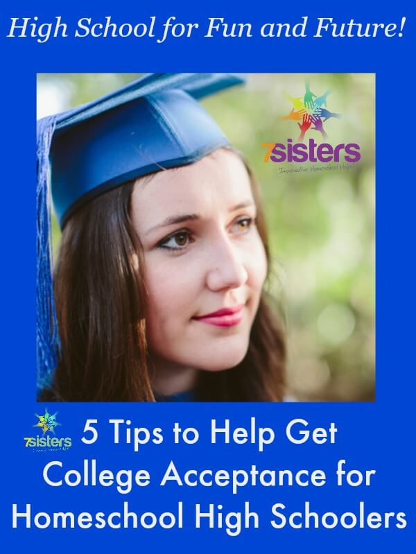 College Acceptance for Homeschool High Schoolers
