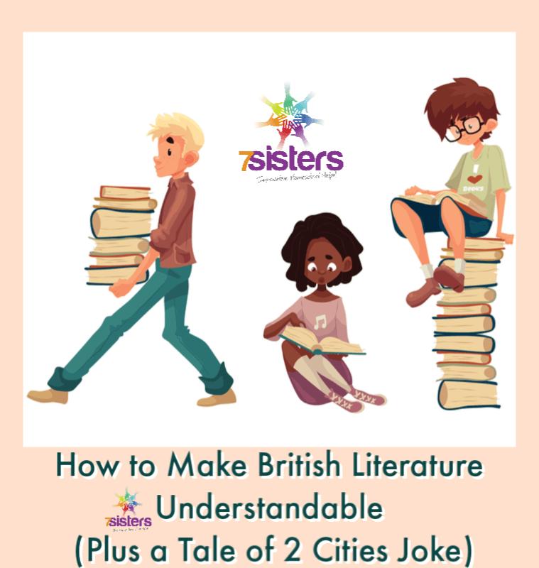 How to Make British Literature Understandable