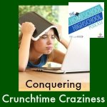HSHSP Ep 54 Conquering Crunchtime Craziness