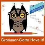 Homeschool Highschool Podcast Episode 64: Grammar- Gotta Have It!