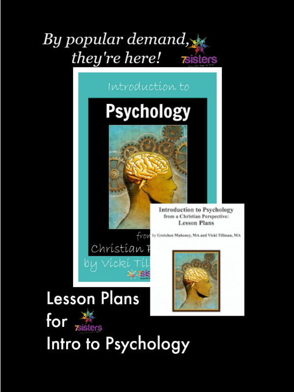 Lesson Plans for Introduction to Psychology from a Christian Perspective
