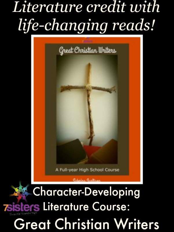 Character-Developing Literature Course