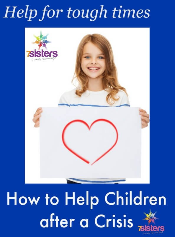 How to Help Children After a Crisis