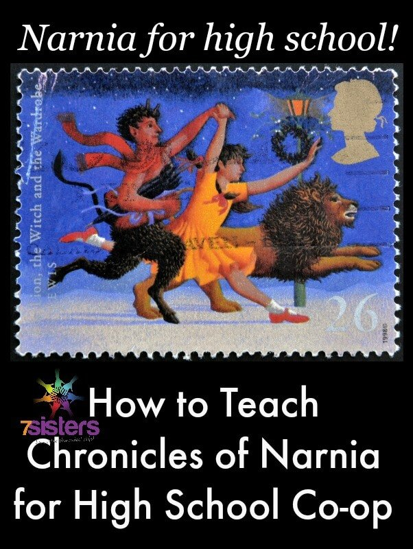 How to Teach The Chronicles of Narnia in High School Co-op