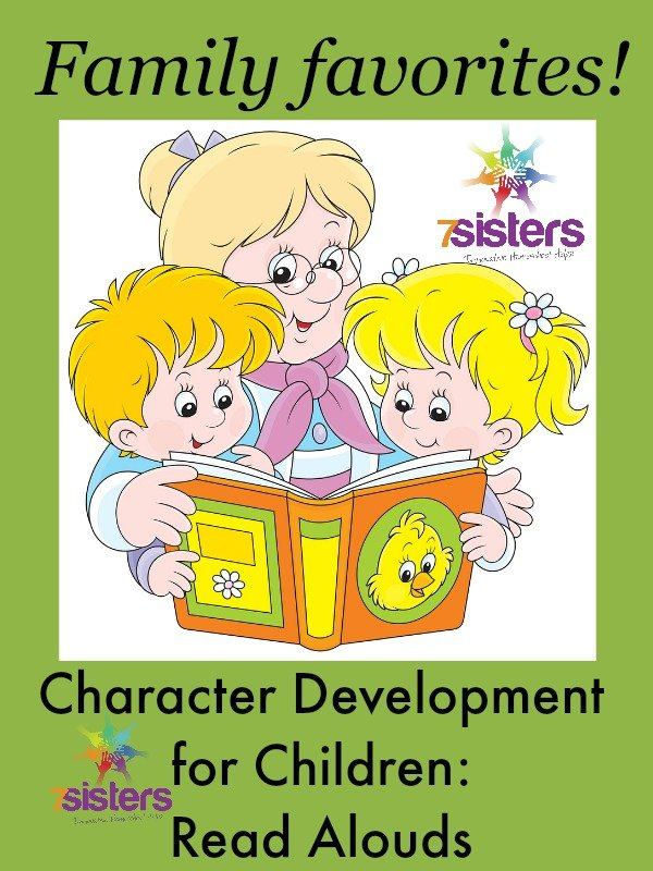 Character Development for Children: Read Alouds