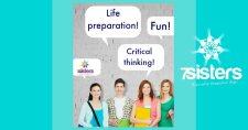 How to Teach Advanced Literature & Composition in Homeschool Co-op 7SistersHomeschool.com Language Arts class for homeschool co-op.