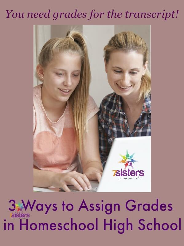 3 Ways to Assign Grades in Homeschool High School