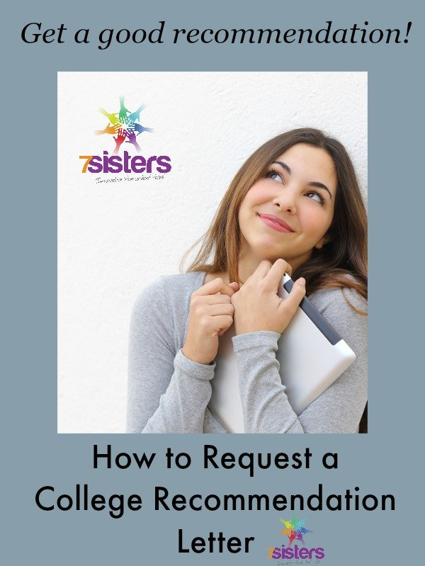 How to Request a College Recommendation Letter