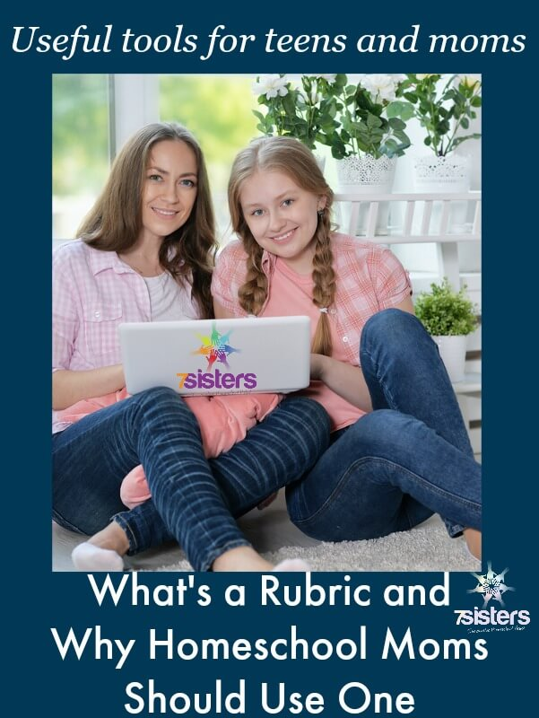 What's a Rubric and Why Homeschool Moms Should Use One