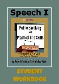 How to Teach Speech in Homeschool High School Co-op