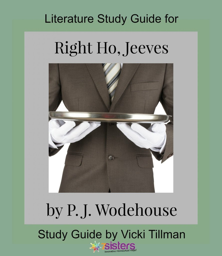 Right Ho, Jeeves Study Guide