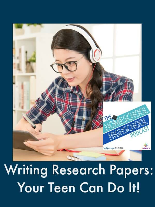 HSHSP Ep 61 Writing Research Papers