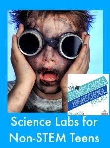 HSHSP Ep 67 Science labs