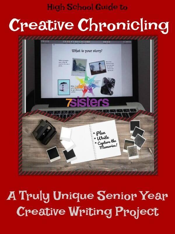 Senior Year Creative Writing Project