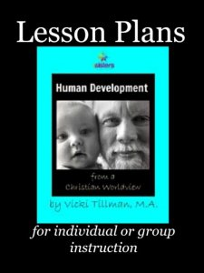 Human Development Lesson Plans 7SistersHomeschool.com