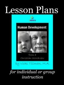 Combining Human Development and Early Childhood Education Human Development Lesson Plans