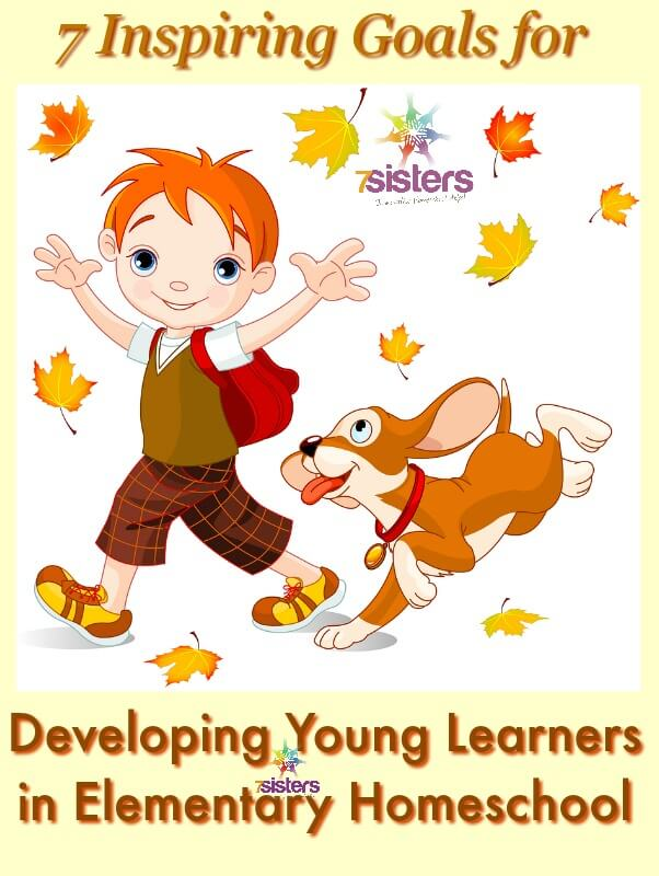 Developing Young Learners in Elementary Homeschool
