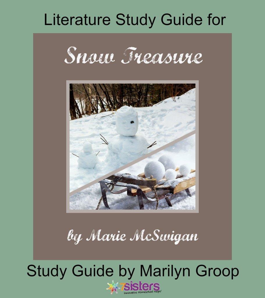 Snow Treasure Literature Study Guide