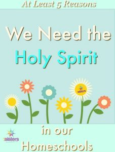 Authoritative Guide on How to Homeschool High School holy spirit