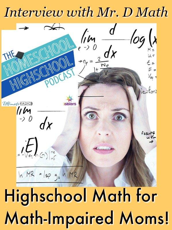 HSHSP Ep 80 Math for Math-Impaired Moms