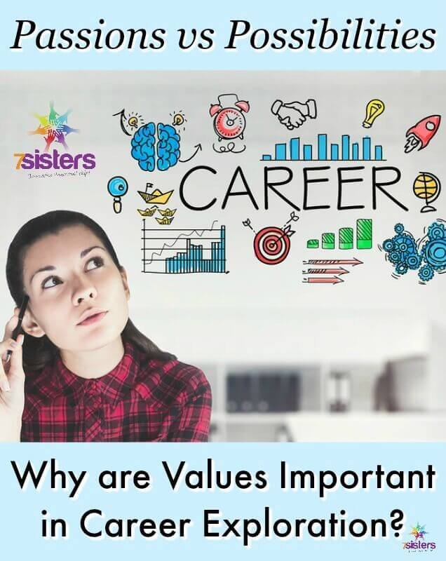 Why are Values Important in Career Exploration