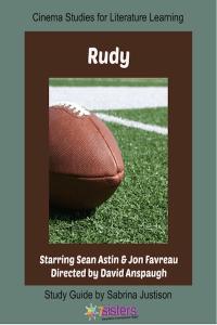 Rudy Cinema Study Guide from 7SistersHomeschool.com