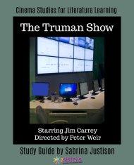 The Truman Show Cinema Study Guide from 7SistersHomeschool.com
