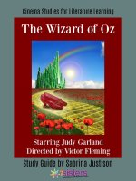 The Wizard of Oz Cinema Study Guide
