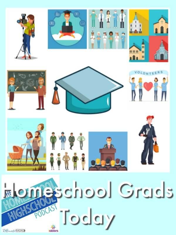 What Homeschool Grads Do Now