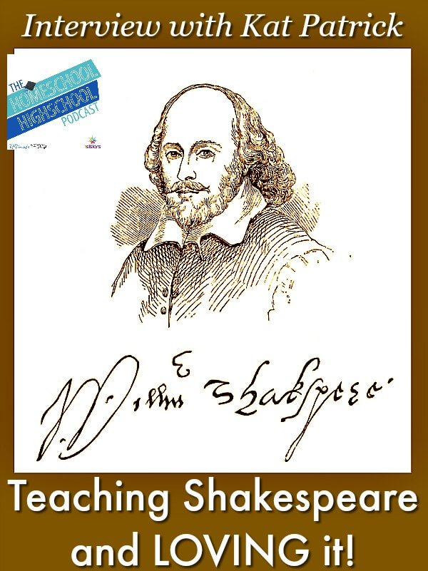 Podcast Shakespeare, Interview with Kat Patrick