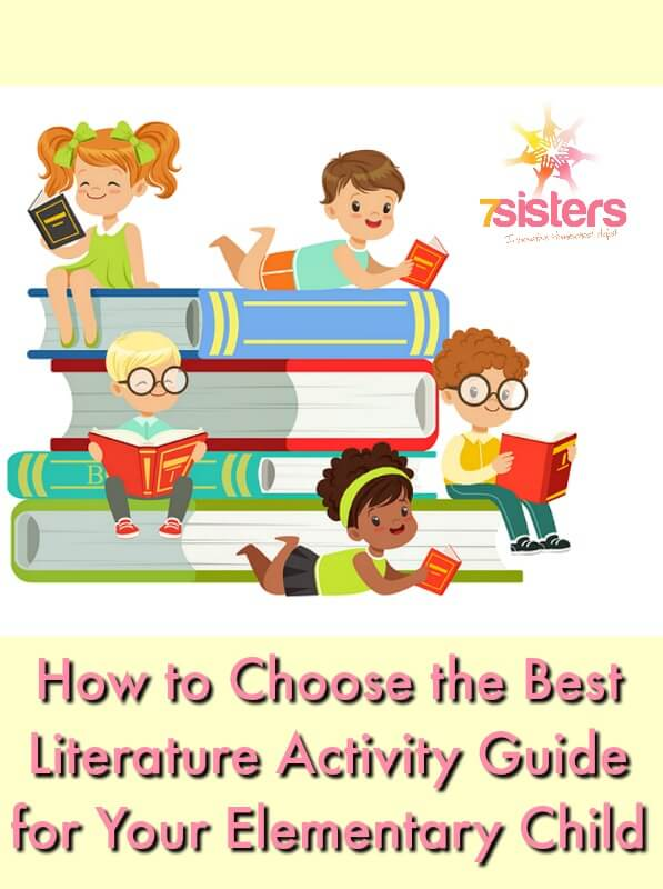 How to Choose the Best Literature Activity Guide for Your Elementary Child