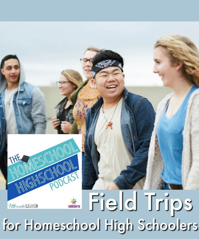 Podcast Field Trips for High School Homeschool