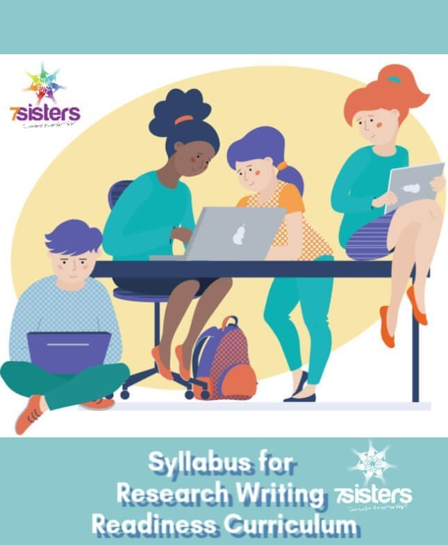 Homeschool Co-op: Syllabus for Research Writing Readiness. By request, lesson plans and suggested syllabus for Research Writing Readiness curriculum.