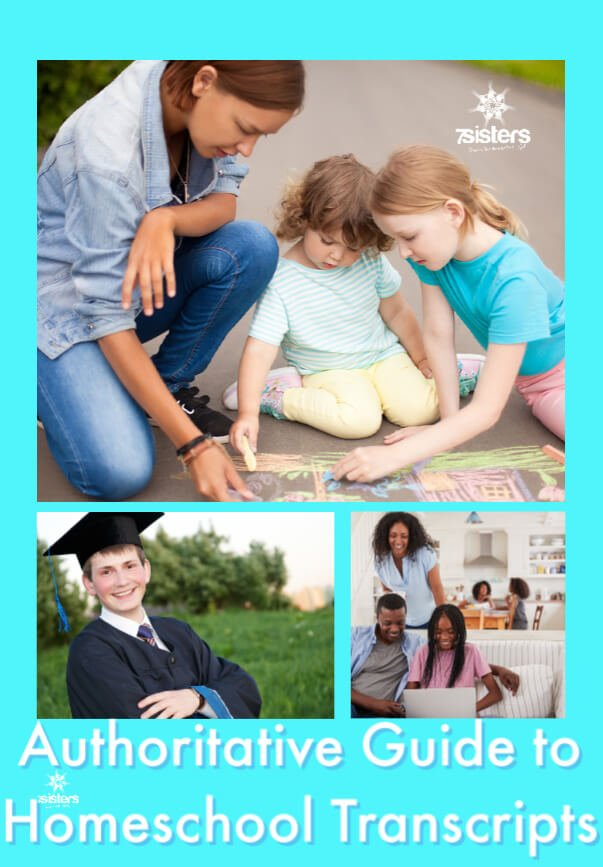 Authoritative Guide to High School Transcripts. A one-stop post on how to create and maintain quality and individualized homeschool transcripts. #HomeschoolHighSchool #HomeschoolTranscripts #HighschoolRecordKeeping #HowToMakeTranscripts