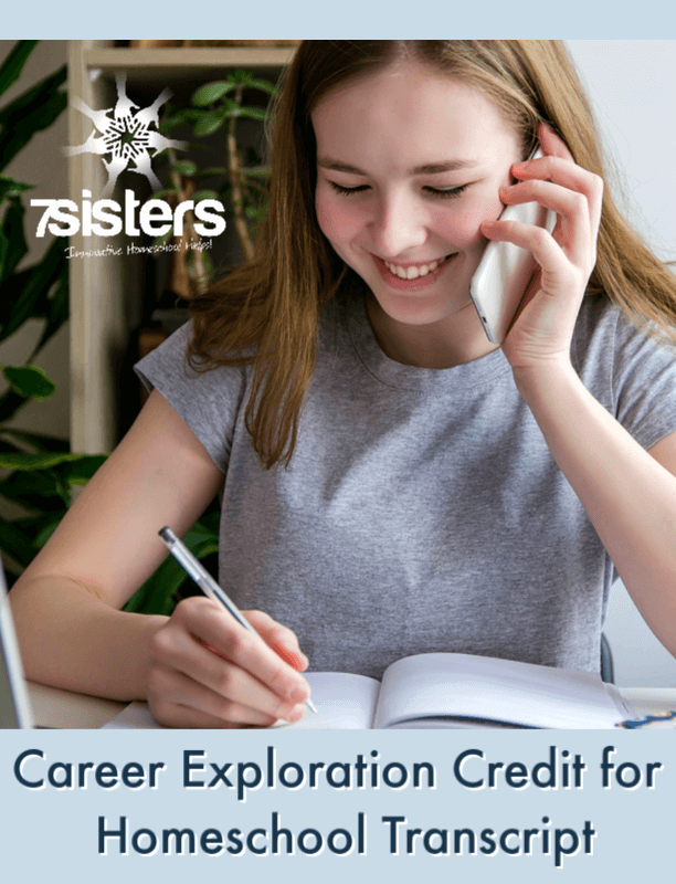 How to Earn a Career Exploration Credit for Homeschool Transcript. Prepare for life after graduation with a solid Career Exploration elective credit.