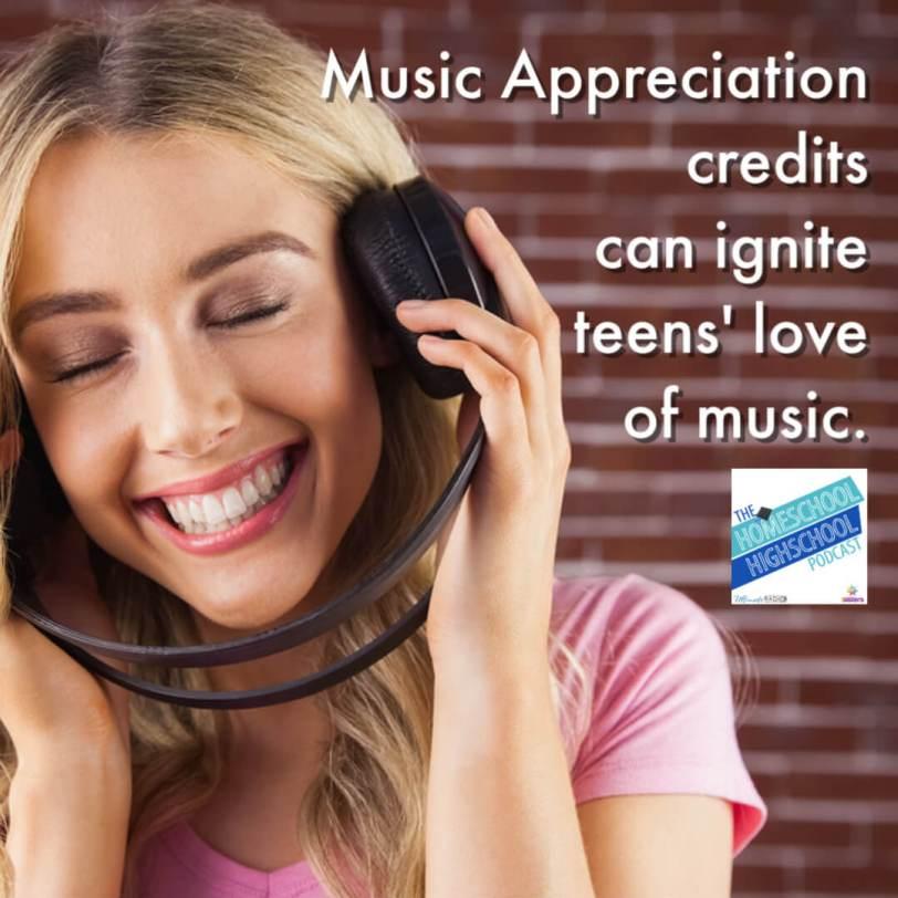 Music Appreciation credits can ignite teens' love of music