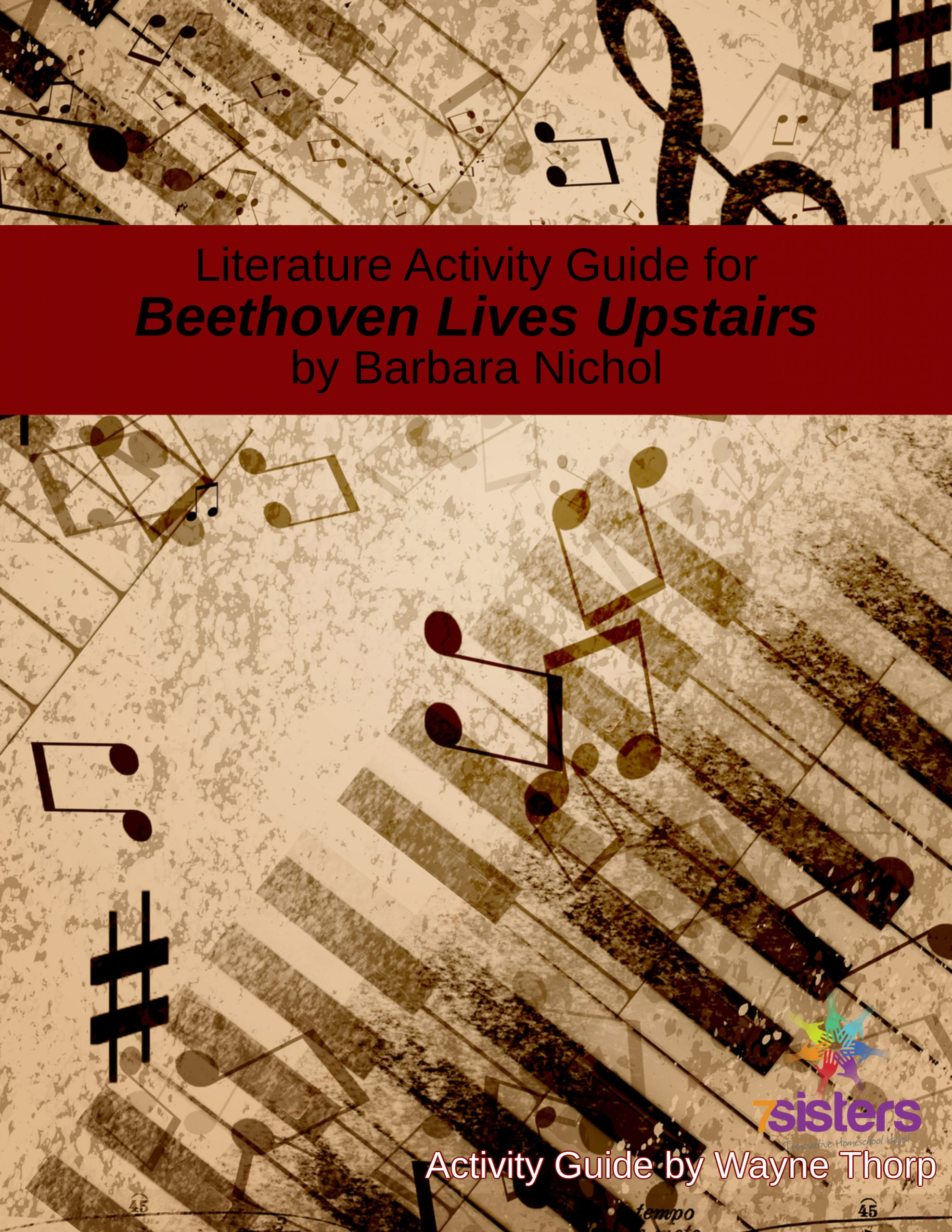 Activity Guide Literature Activity Guide For Beethoven