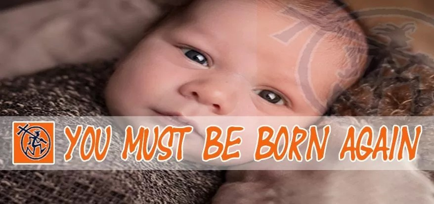 #0.1 You Must Be Born Again