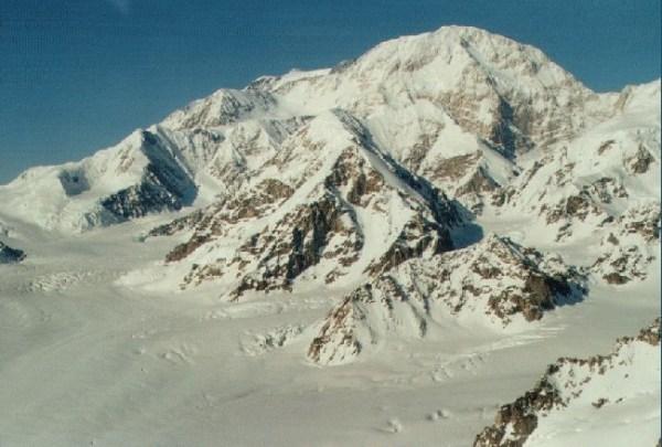 Denali the summit of North America The seven summits