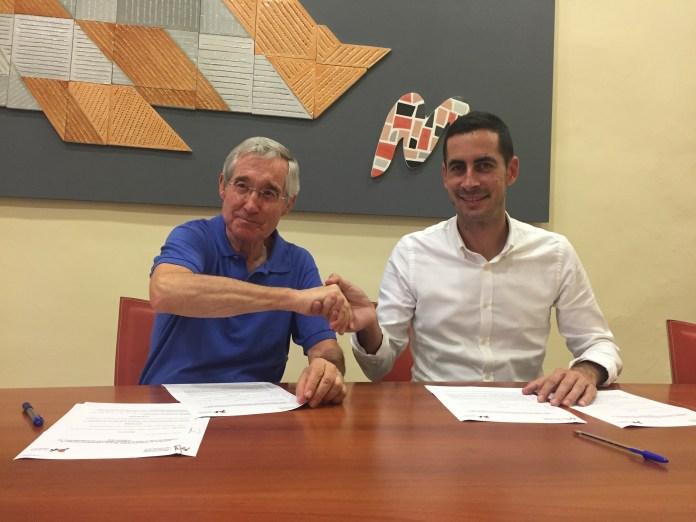 Firma convenio marco con la Fundació Horta Sud
