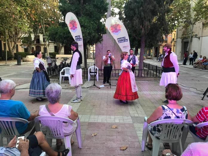 Danzas regionales