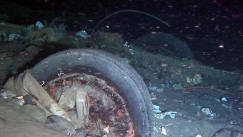 El mayor vertedero submarino descubierto jamás